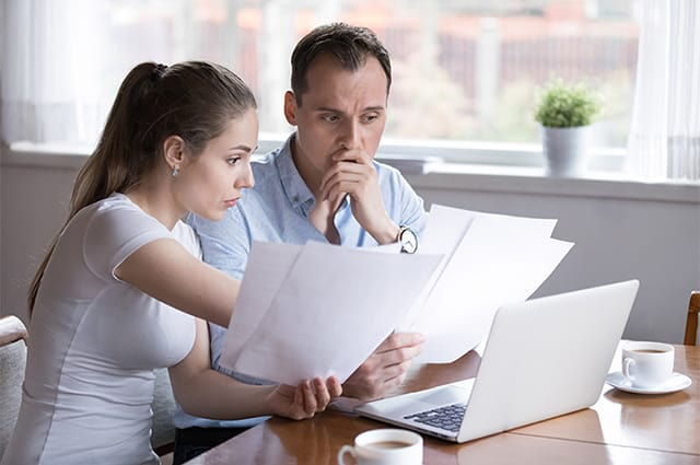 Will my partners bad credit affect a joint mortgage application?